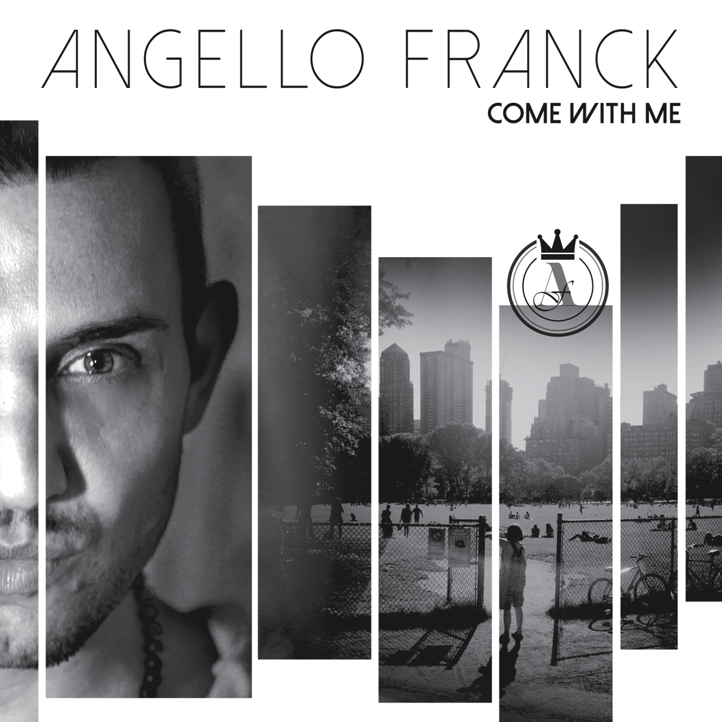Franck Angello Album Come With Me